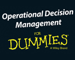 Operational decision management for dummies